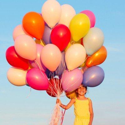 pudlo z balonami lublin