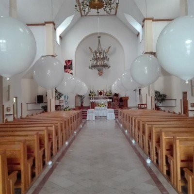 balony z helem lublin