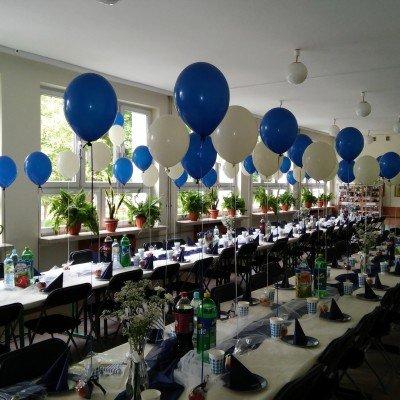 wypuszczanie balonow lublin